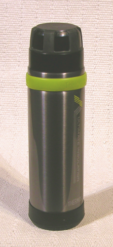 Thermos Ultimate Insulation.